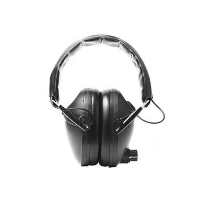 Abafador Protetor Auricular Eletronico Esportivo Crezt Ntk