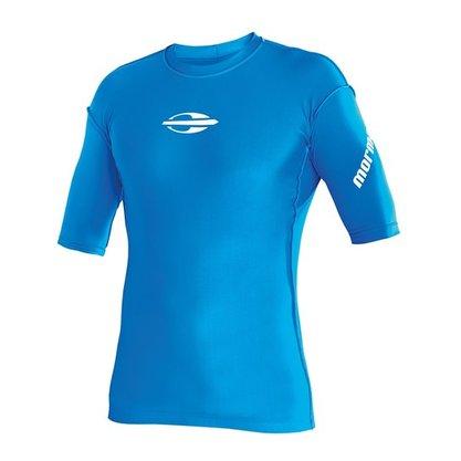 Camiseta Mormaii Extra Line Lycra Manga Curta Azul PP