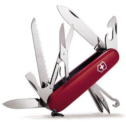 Canivete Suiço Victorinox Fieldmaster 15 Funções Vermelho