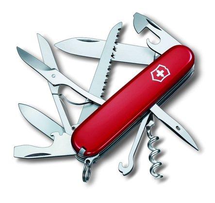Canivete Suiço Victorinox Huntsman 15 Funções Vermelho