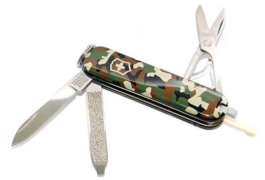 Canivete Suiço Victorinox Spartan 12F Camuflado 1.3603.94