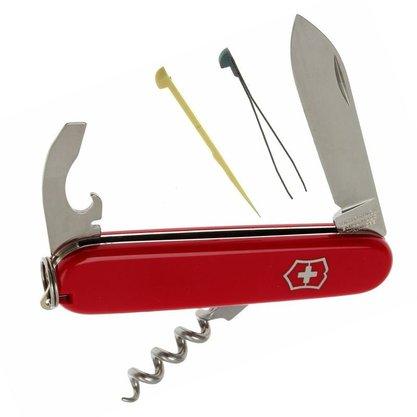 Canivete Suiço Victorinox Waiter 9 Funções Vermelho 0.3303