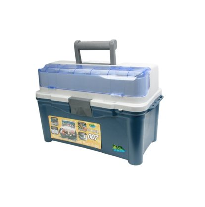 Estojo Maleta PB Box 007 Azul Pesca Brasil