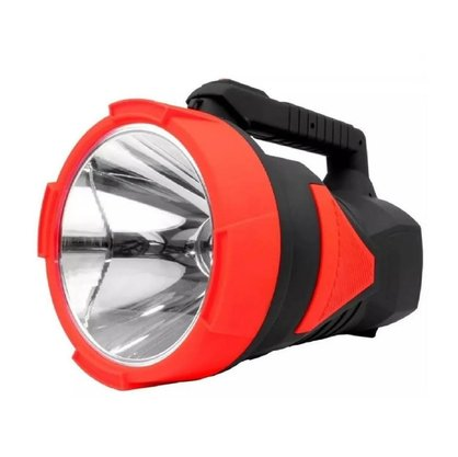 Lanterna Recarregável Holofote Led 10w Alta Potência Albatroz 7055