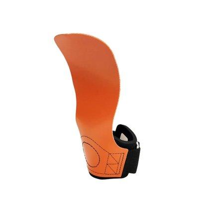 Luva Hand Grip Competition Skyhill Crossfit Rafa Kilipper Laranja