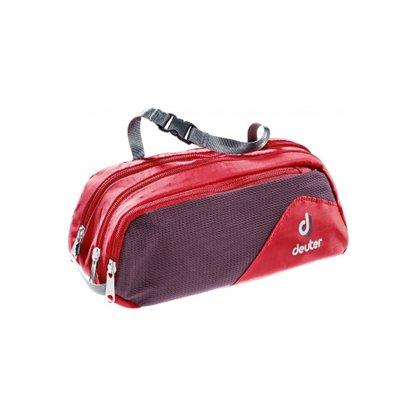Necessaire Bolsa Viagem Deuter Wash Bag Tour II Vermelha